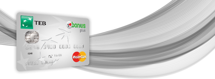 TEB Bonus Plus Card