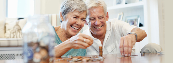 Your Savings | Retired Package