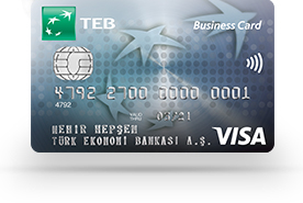 TEB Business Card