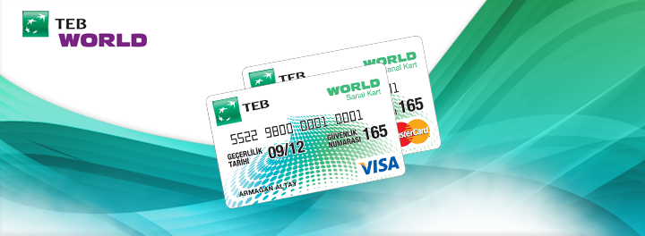 TEB Virtual Worldcard