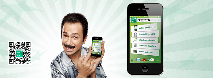 CEPTETEB Mobile Banking | Corporate