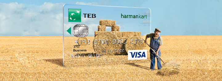 Harman Card | Farmer