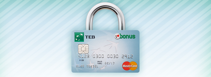 TEB Bonus Card Protection Insurance