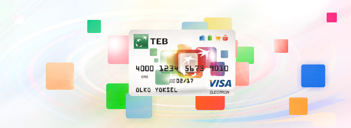 TEB Debit Card | Tradesman