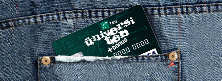 UniversiTEB Bonus Card